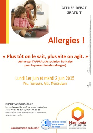 Flyer atelier prev Allergies